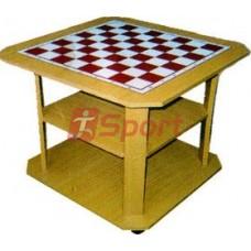 Стол шахматный Офисный 550*550*600 мм