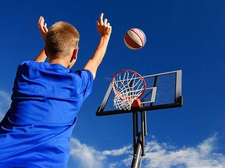 Для баскетбольных площадок
