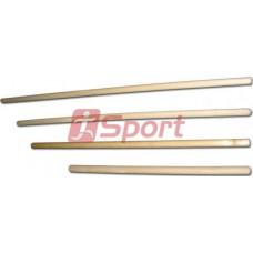 Палочка гимнастическая деревянная 1000 мм