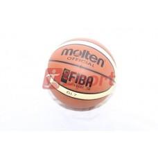 Мяч баскетбольный Molten №7 GL7