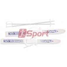 Лыжи детские «Олимпик-спорт» с палками