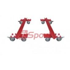 Тележка для перевозки гимнастических бревен
