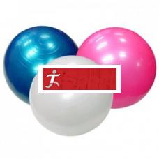 Мяч гимнастический (Фитбол) 65 см фиолетовый